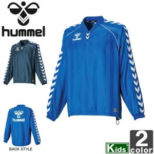 ヒュンメル/hummel ジュニア トライアル コート HJW4163 1708 キッズ 子供 子ども|outlet-grasshopper