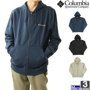 コロンビア/Columbia  メンズ フォレスト ヒル フルジップ フーディ ジャケット PM1466 1809 フード パーカー|outlet-grasshopper