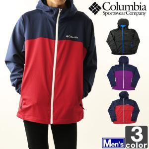 コロンビア/Columbia  メンズ ボーズマン ロック ジャケット PM3386 1805 パーカー ブルゾン|outlet-grasshopper