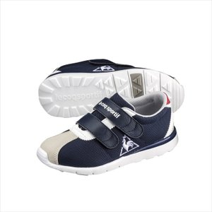 le coq sportif (ルコック スポルティフ) MONTPELLIER IV NY FモンペリエIV NY F QL5LJC06NW 1806 ジュニア キッズ 子供 子ども|outlet-grasshopper