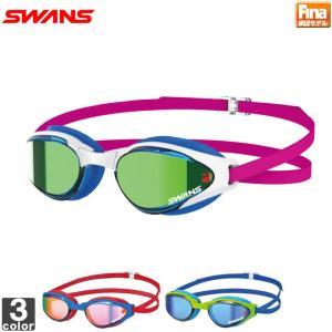 ゴーグル スワンズ SWANS SR81MMITPAF スイムグラス 2003 スイミングゴーグル|outlet-grasshopper