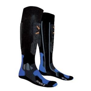 X-SOCKS (エックスソックス) スキー アルペン(SKI ALPIN) ブラック X0204121 1807 メンズ|outlet-grasshopper