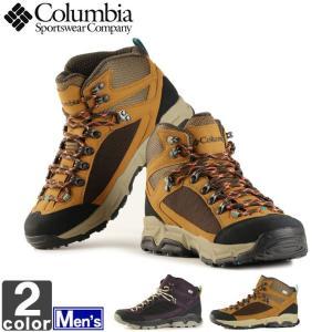 《送料無料》コロンビア/Columbia メンズ トレッキングシューズ クレッセント ピーク YM5446 1805 登山 ハイカット|outlet-grasshopper
