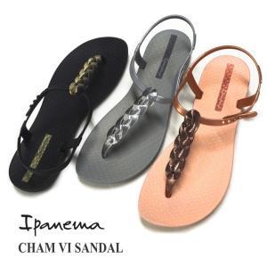 IPANEMA イパネマ ビーチサンダル CHAM VI SANDAL SP82517 レディース ...