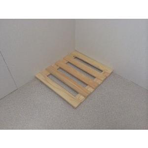 押入れ すのこ スノコ 布団 木製 収納 日本製 クローゼット 通気性 カビ 湿気 国産 ひのき すのこ 40×45cm 2枚組 outlet-woodgoods
