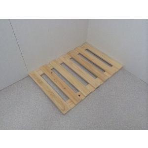押入れ すのこ スノコ 布団 木製 収納 日本製 クローゼット 通気性 カビ 湿気 国産 ひのき すのこ 40×60cm 2枚組 outlet-woodgoods