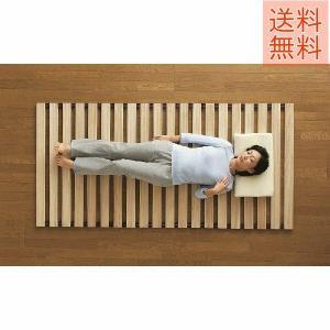 すのこベッド すのこマット セミダブル 桐製 すのこ ロールベッド セミダブル120cm幅 日本製 巻けるロールタイプ 湿気対策|outlet-woodgoods