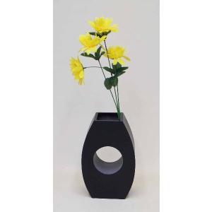 木製花器・造花台・フラワースタンド 風穴タイプ|outlet-woodgoods