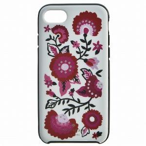 【訳あり】ケイトスペード jeweled garland - 7 iphoneケース アイフォンケース 8ARU1951 0015 143|outleta