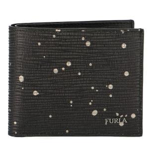 【訳あり】フルラ 財布 二つ折り財布 メンズ ONYX PT00 N64 O60|outleta