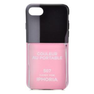 【訳あり】アイフォリア Mirror Case Orange Pink Iced-L I PHONE 7/8ケース アイフォン7/8ケース スマホケース 14051 0001|outleta