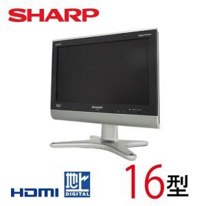SHARPシャープ16型液晶テレビLC-16E5アクオス中古j1711 tv-083|outletconveni
