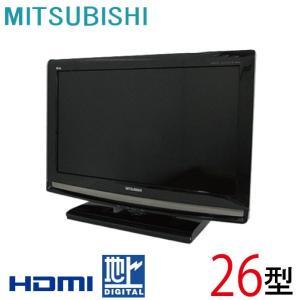 三菱 26型液晶テレビ REAL リアル 26インチ tv-239 LCD-26MX45 中古j2120|outletconveni