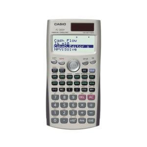 【新品/取寄品/代引不可】カシオ関数金融電卓 FC-200V-N outletplaza
