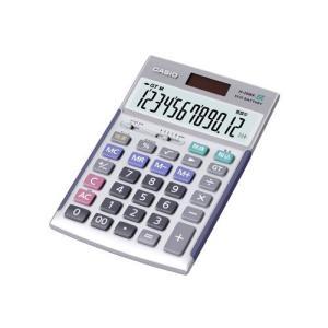 【新品/取寄品/代引不可】カシオジャスト型電卓 JS-20WK outletplaza