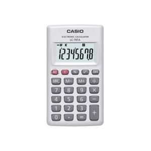 【新品/取寄品/代引不可】カシオカード型電卓 LC-797A-N outletplaza