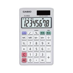 【新品/取寄品/代引不可】カシオ手帳型電卓 SL-300A-N outletplaza