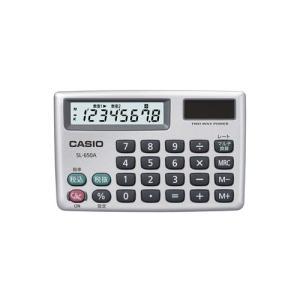 【新品/取寄品/代引不可】カシオカード型電卓 SL-650A-N outletplaza