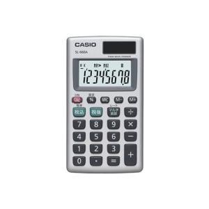 【新品/取寄品/代引不可】カシオカード型電卓 SL-660A-N outletplaza