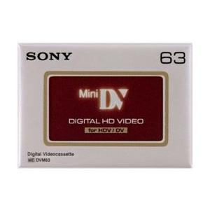 【新品/取寄品/代引不可】ミニDVカセット 5DVM63HD|outletplaza