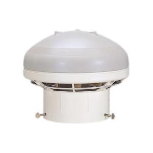 【新品/取寄品】トイレ用換気扇(先端形) VT-12SA ホワイト outletplaza