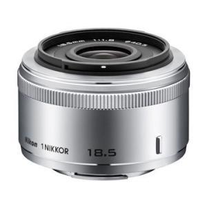 【新品/取寄品】Nikon 1 NIKKOR 18.5mm f/1.8 シルバー