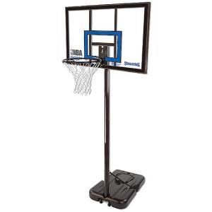 【新品/取寄品】バスケットゴール ハイライトアクリルポータブル 42インチ 77455CN|outletplaza
