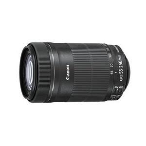 外箱無地 新品未使用(白箱タイプ) お買い得品【アウトレット品/在庫あり】Canon EF-S55-250mm F4-5.6 IS STM