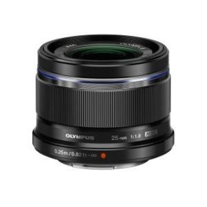 【新品/取寄品】OLYMPUS M.ZUIKO DIGITAL 25mm F1.8 ブラック