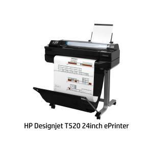 【新品/取寄品】HP Designjet T520 24inch ePrinter CQ890A#BCD