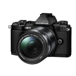 【新品/取寄品】OLYMPUS OM-D E-M5 Mark II 14-150mm II レンズキット ブラック|outletplaza