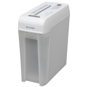【新品/取寄品】細密シュレッダー P6HMCS ホワイト outletplaza