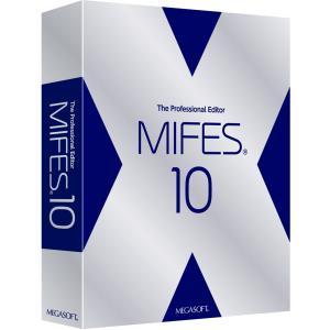 【新品/取寄品】MIFES 10 バージョンアップ版