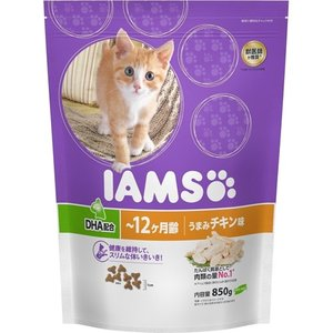 【新品/取寄品】【通販限定】アイムス 子猫用 うまみチキン味 850g