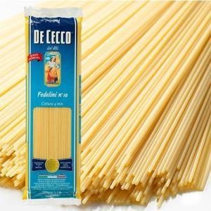 【新品/取寄品】【通販限定】ディチェコ(DE CECCO) No.10 フェデリーニ 500g