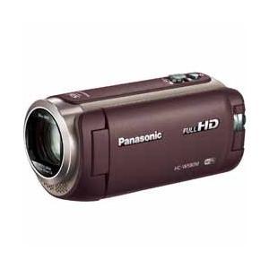 【新品/在庫あり】デジタルハイビジョンビデオカメラ HC-W580M-T ブラウン