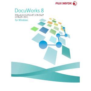 【新品/取寄品】DocuWorks8日本語版アップグレード/5ライセンス基本パッケージ SDWA118C