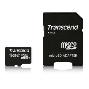 microSDHC class10 16GB TS16GUSDHC10の商品画像