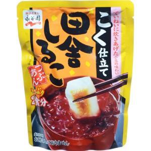 【新品/取寄品】【通販限定】永谷園 田舎しるこ つぶあん 2食分 350g