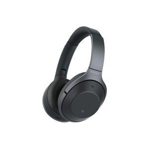 【新品/在庫あり】ワイヤレスノイズキャンセリングステレオヘッドセット WH-1000XM2-B ブラ...
