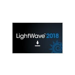【新品/取寄品】LightWave 2018 日本語版アップグレード/学生・教員版/ダウンロード UL2018E/D