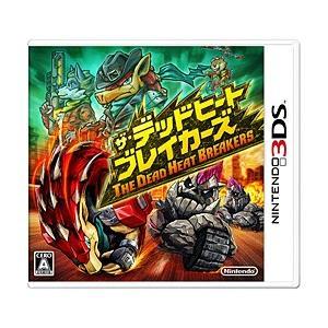 【新品/在庫あり】[3DSソフト] ザ・デッドヒートブレイカーズ [CTR-P-A9EJ]|outletplaza