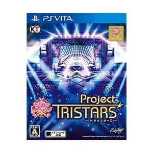 【新品/在庫あり】[PSVitaソフト] ときめきレストラン☆☆☆ Project TRISTARS [VLJM-38077]|outletplaza