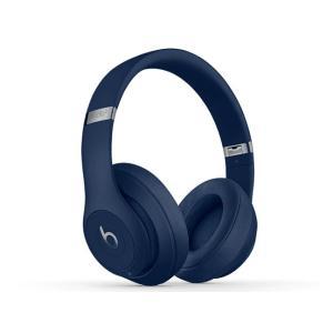 【新品/取寄品】ワイヤレスヘッドホン Beats Studio3 Wireless ブルー