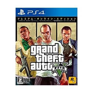 [06月14日発売予約][PS4ソフト] グランド・セフト・...