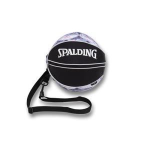 【新品/在庫あり】バスケットボールが1個収納可能な ボールバッグ マーブルボール 49-001MB|outletplaza