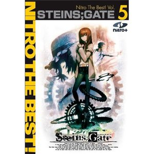【新品/取寄品】STEINS;GATE Nitro The Best! Vol.5