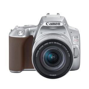 【新品/取寄品】デジタルカメラ EOS Kiss X10シルバー・EF-S18-55 IS STM ...