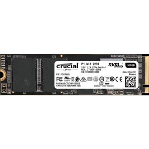 【新品/取寄品/代引不可】Crucial P1 500GB NVMe PCIe M.2 SSD CT...