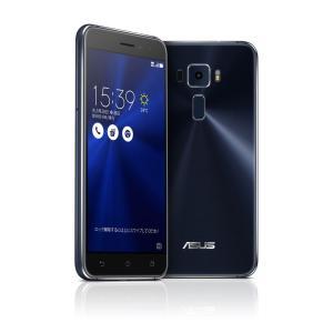 【新品/在庫あり】ZenFone 3 ZE520KL-BK32S3 SIMフリー [サファイアブラッ...